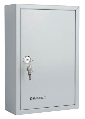 BARSKA 40 Position Key Cabinet with Key Lock CB13364 Model Number: CB13364?>