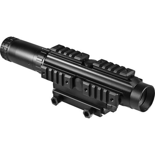 BARSKA 1-4x24 IR Electro Sight Multi-Rail Tactical Rifle Scope By Barska AC11416 Model Number: AC11416?>
