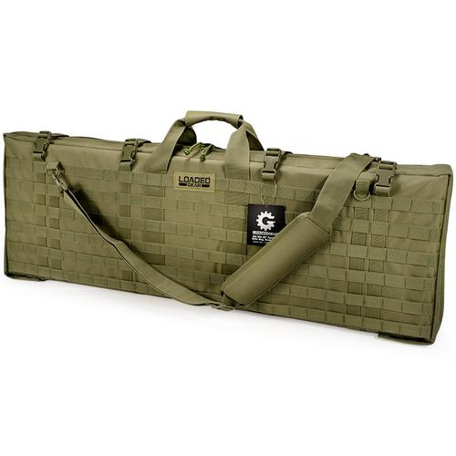 "BARSKA Loaded Gear RX-300 40"" Tactical Rifle Bag (OD Green)  BI12324 Model Number: BI12324?>"