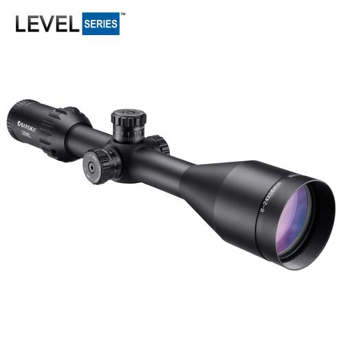 BARSKA 6-24x 56mm LEVEL Rifle Scope IR MOA Reticle AC12786 Model Number: AC12786?>