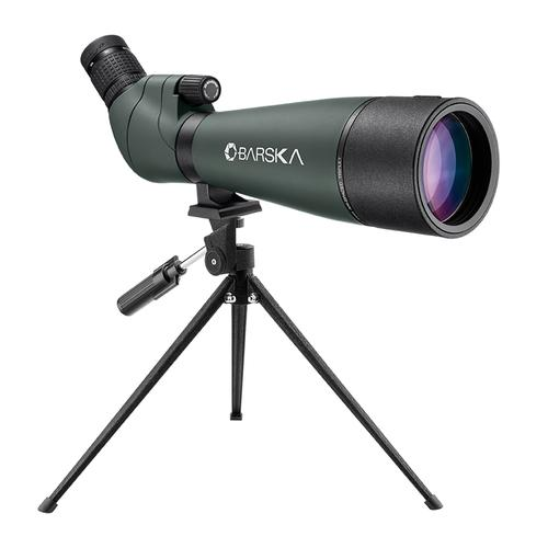 BARSKA 20-60x80mm WP Colorado Spotting Scope Straight Green By Barska AD12756 Model Number: AD12756?>
