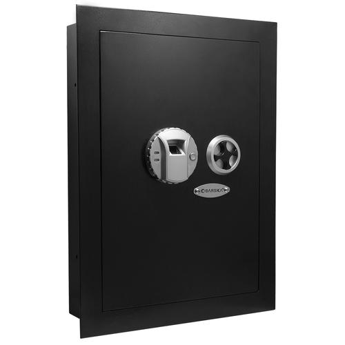 BARSKA Biometric Wall Safe (Left Opening) AX13034 Model Number: AX13034?>