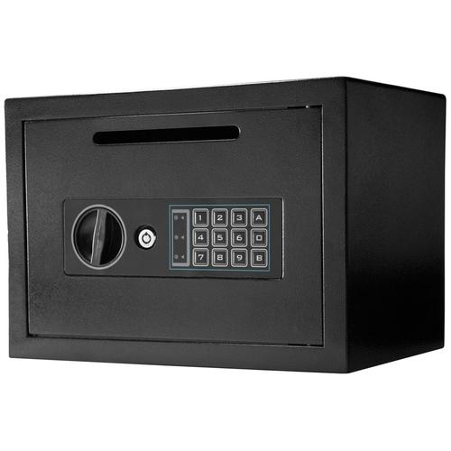 BARSKA Compact Keypad Depository Safe AX11934 Model Number: AX11934?>