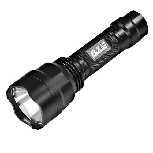 BARSKA 210 Lumen High Power LED Tactical Flashlight By Barska BA11497 Model Number: BA11497?>