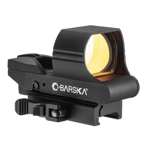BARSKA 1x40 ION Reflex Sight by Barska AC13154 Model Number: AC13154?>