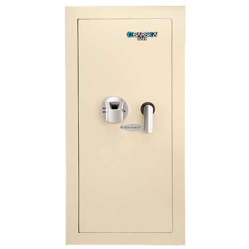 BARSKA Large Biometric Wall Safe Left Opening AX12880 Model Number: AX12880?>