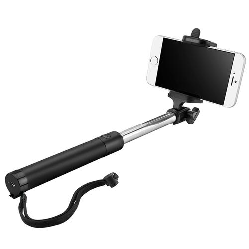 BARSKA XD-10 Selfie Stick w/ Built-In Bluetooth Shutter BK12639 Model Number: BK12639?>
