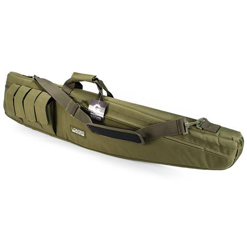 "BARSKA Loaded Gear RX-100 48"" Tactical Rifle Bag (OD Green)  BI12320 Model Number: BI12320?>"