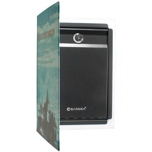 BARSKA Dual Book Lock Box with Key Lock CB11988 Model Number: CB11988?>