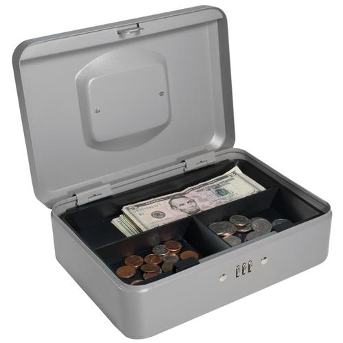 BARSKA Medium Cash Box with Combination Lock CB11786 Model Number: CB11786?>