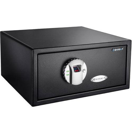 BARSKA Biometric Security Safe with Fingerprint Lock AX11224 Model Number: AX11224?>
