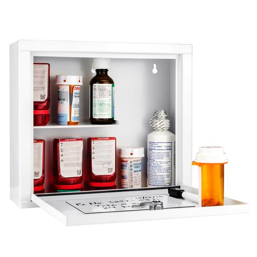 BARSKA Small Medical Cabinet by Barska  CB12820 Model Number: CB12820?>
