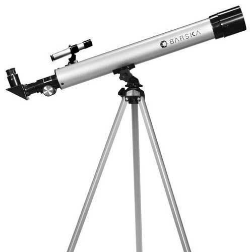 BARSKA 60050 - 450 Power - Starwatcher Telescope by Barska AE10748 Model Number: AE10748?>