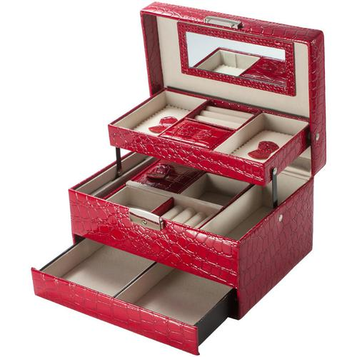 BARSKA Chéri Bliss Jewelry Case JC-100 BF11976 Model Number: BF11976?>