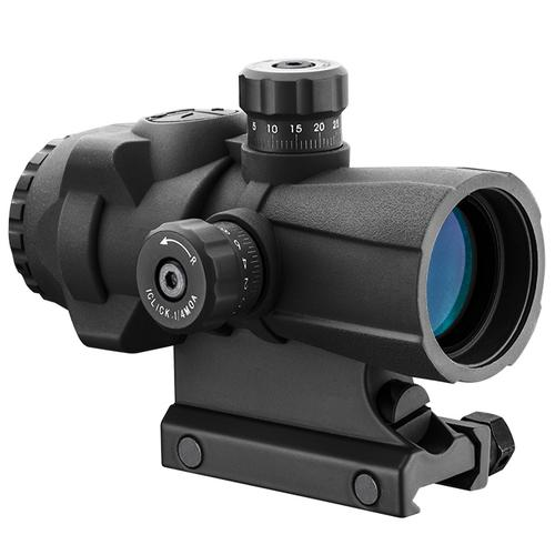 BARSKA 3x30mm AR-X PRO Prism Scope by Barska (Black) AC12692 Model Number: AC12692?>