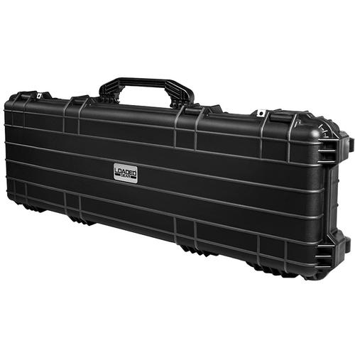 "BARSKA Loaded Gear AX-600 Watertight 44"" Hard Rifle Case  BH12160 Model Number: BH12160?>"