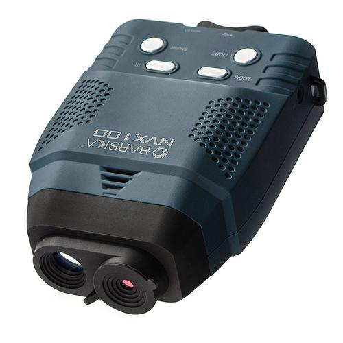 BARSKA NVX-100 Night Vision Infrared Illuminator Digital Monocular (Photos Video) by Barska BQ12388 Model Number: BQ12388?>