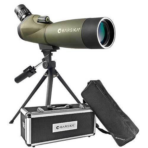 BARSKA 20-60x60mm WP Blackhawk Spotting Scope Angled By Barska AD11284 Model Number: AD11284?>
