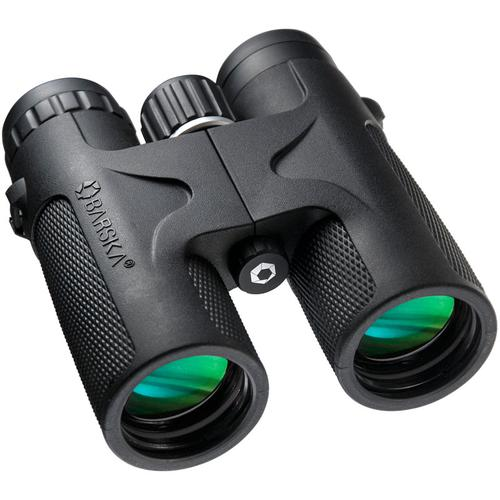 BARSKA 10x 42mm WP Blackhawk Binoculars AB11842 Model Number: AB11842?>