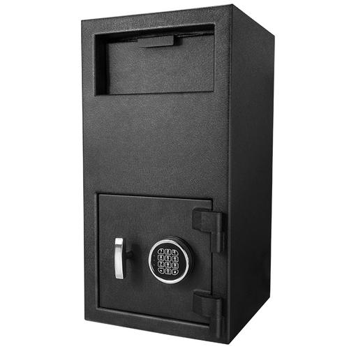 "BARSKA DX-300 Large Depository Keypad Safe 14x14x27"" AX12590 Model Number: AX12590?>"