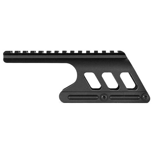 "BARSKA Remington 870 Tactical 4.5"" Rail Mount Black AW11998 Model Number: AW11998?>"