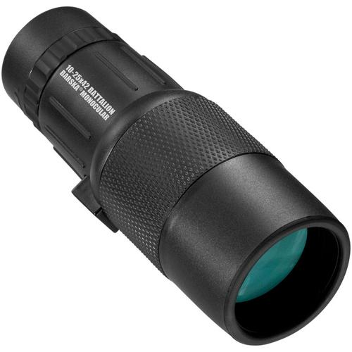 BARSKA 10-25x42mm Battalion Zoom Close Focus Monocular By Barska AA12134 Model Number: AA12134?>