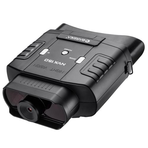 BARSKA Night Vision NVX150 Infrared Illuminator Digital Binoculars BQ12998 Model Number: BQ12998?>