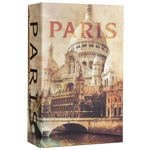 BARSKA Paris Book Lock Box w/Combination Lock by Barska  CB12362 Model Number: CB12362?>