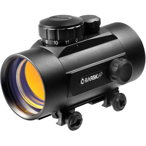 BARSKA 1x 42mm Red Dot Scope by Barska AC10330 Model Number: AC10330?>