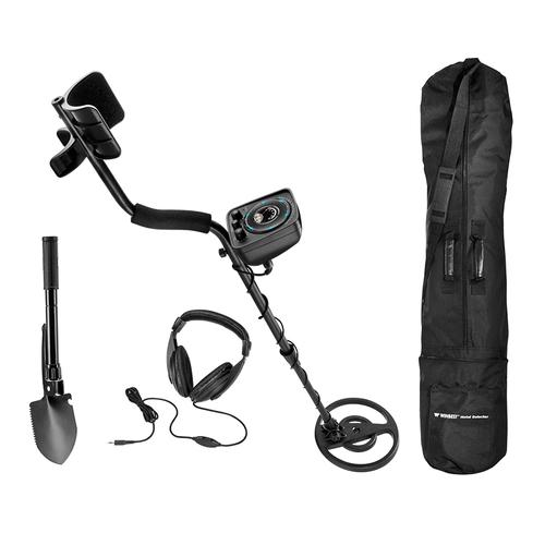 BARSKA Winbest Pro 200 Metal Detector Field Kit by Barska BE12746 Model Number: BE12746?>