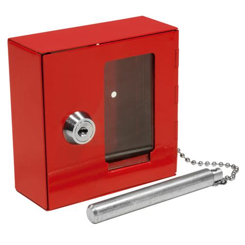 BARSKA Small Breakable Emergency Key Box AX11838 Model Number: AX11838?>
