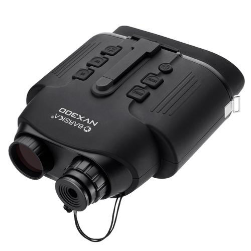 BARSKA Night Vision NVX300 Infrared Illuminator Digital Binoculars BQ13374 Model Number: BQ13374?>