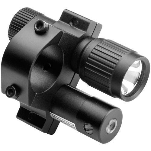 BARSKA Tactical Red Laser Sight w/ Flashlight and Mount By Barska AU11005 Model Number: AU11005?>