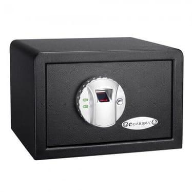 BARSKA Compact Biometric Security Safe with Fingerprint Lock AX11620 Model Number: AX11620?>