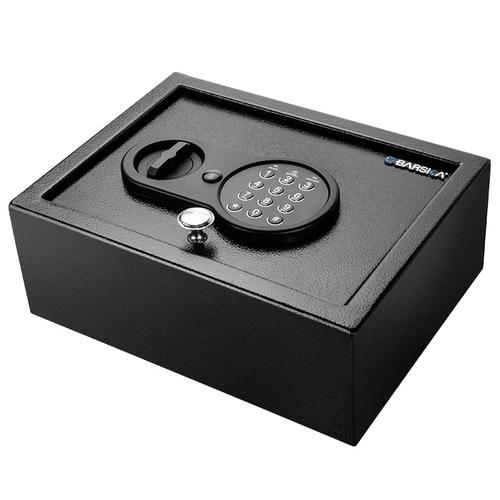 BARSKA Top Open Keypad Safe AX12622 Model Number: AX12622?>