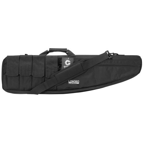 "BARSKA Loaded Gear RX-100 36"" Tactical Rifle Bag (Black)  BI13112 Model Number: BI13112?>"