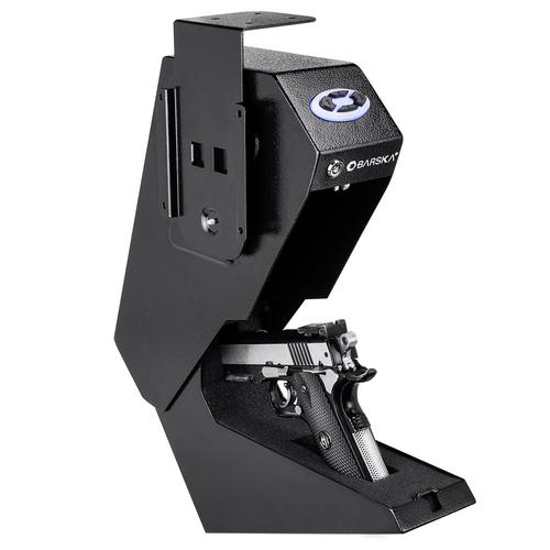BARSKA Quick Access Handgun Desk Safe AX13094 Model Number: AX13094?>