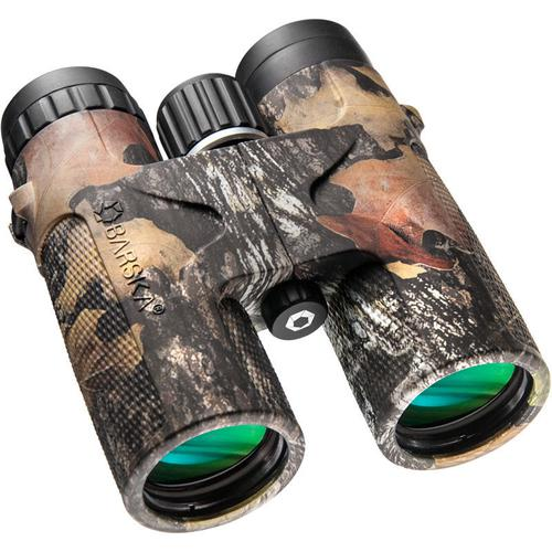 BARSKA 12x42mm WP Blackhawk Mossy Oak® Break-Up® Camo Binoculars by Barska AB11848 Model Number: AB11848?>