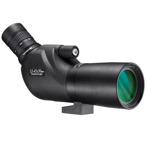 BARSKA 15-45x50mm WP Naturescape Compact Spotting Scope By Barska AD12682 Model Number: AD12682?>