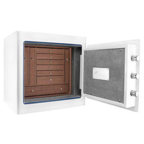 BARSKA White Keypad Jewelry Safe Dark Interior By Barska AX12732 Model Number: AX12732?>