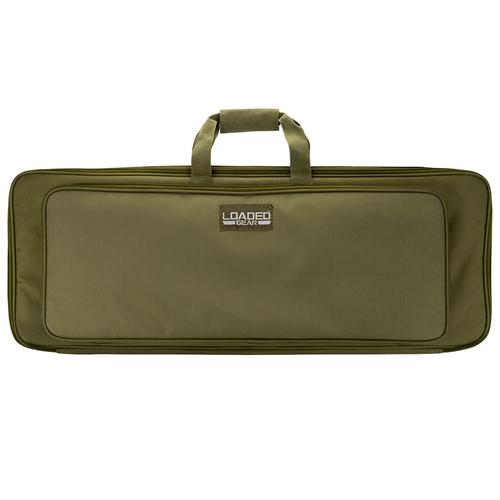 "BARSKA Loaded Gear RX-500 35"" Tactical Rifle Bag (OD Green)  BI12296 Model Number: BI12296?>"