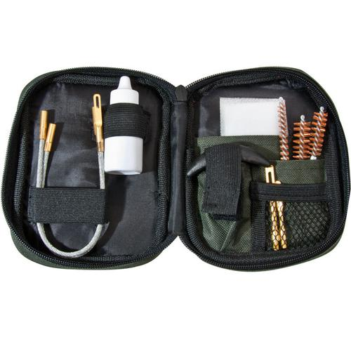 BARSKA Pistol Cleaning Kit w/ Flexible Rod and Pouch AW11964 Model Number: AW11964?>
