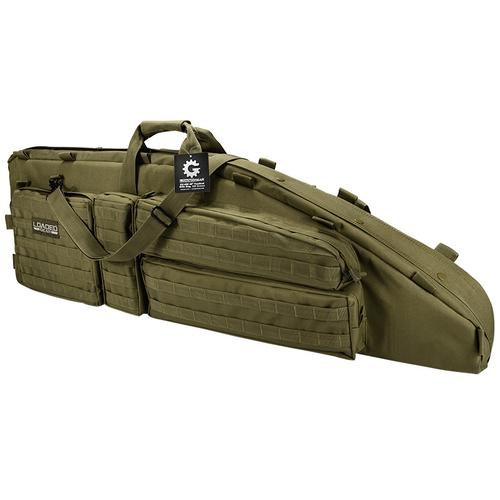 "BARSKA Loaded Gear RX-600 46"" Tactical Rifle Bag (OD Green)  BI12554 Model Number: BI12554?>"