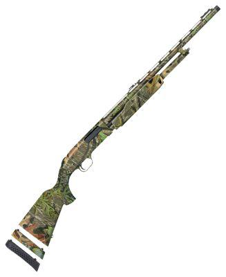 Mossberg 500 Super Bantam Turkey Pump-Action Shotgun in Mossy Oak Obsession Camo - 20 Gauge?>