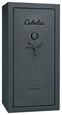 Cabela's Outfitter E-Lock 25-Gun Safe by Liberty?>