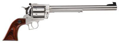 Ruger Super Blackhawk Single-Action Revolver in Stainless Steel - 0806?>