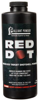 Alliant Powder Red Dot Smokeless Target Shotshell Powder?>