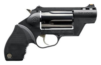 Taurus Judge Public Defender Double/Single Action Revolver - .410/45 Long Colt?>