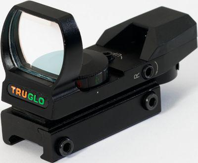 TRUGLO Dual Color Open Red Dot Sight?>