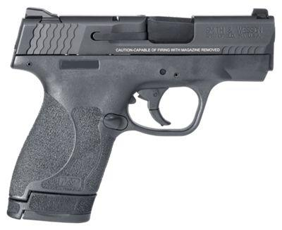 Smith & Wesson M&P Shield M2.0 Compact Semi-Auto Pistol without Thumb Safety?>